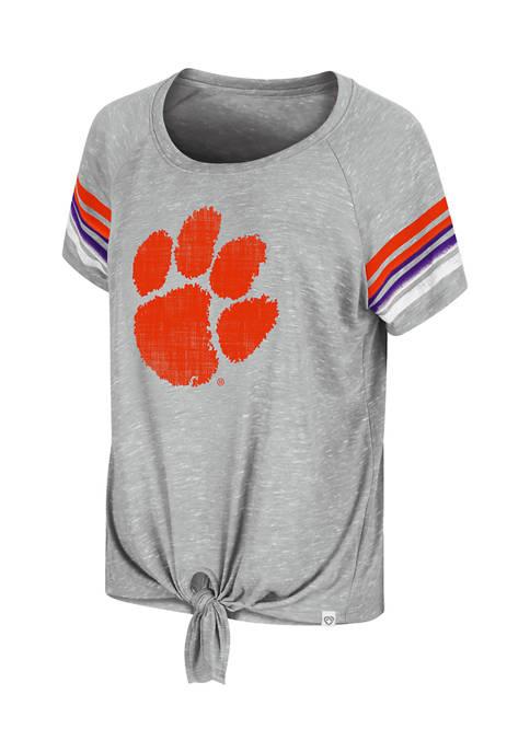 Colosseum Athletics NCAA Clemson Tigers Boo You Short