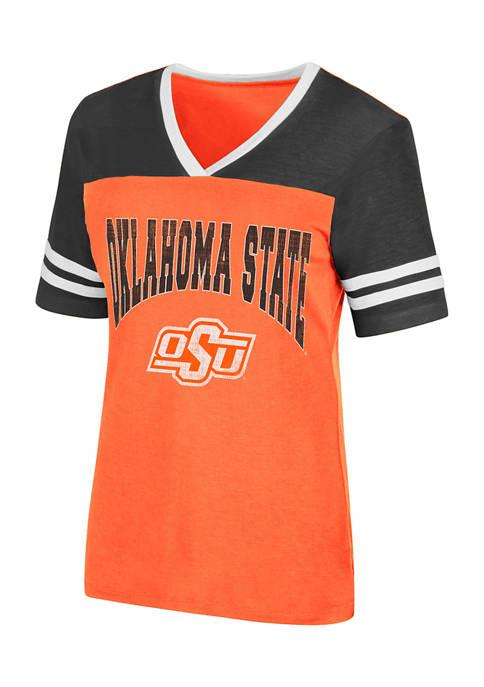 Colosseum Athletics NCAA Oklahoma State Cowboys Kick Flip