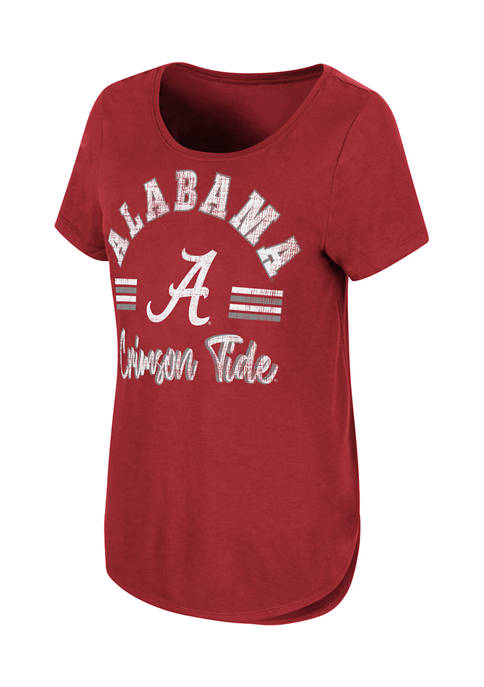 Colosseum Athletics NCAA Alabama Crimson Tide Shaka Short