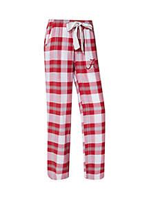 Alabama Crimson Tide Flannel Sleep Pants
