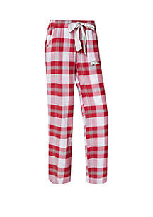 Arkansas Razorbacks Flannel Sleep Pants