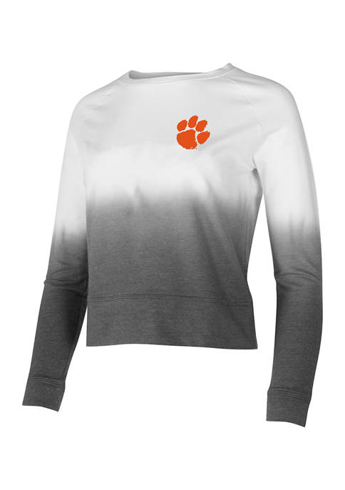 Concepts Sport NCAA Clemson Tigers Terry Long Sleeve