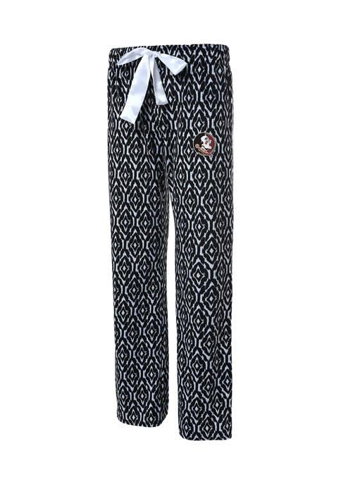 NCAA UNC Tarheels Silky Fleece Pants