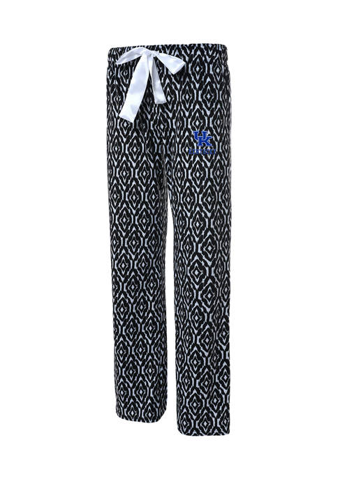 NCAA Kentucky Wildcats Silky Fleece Pants