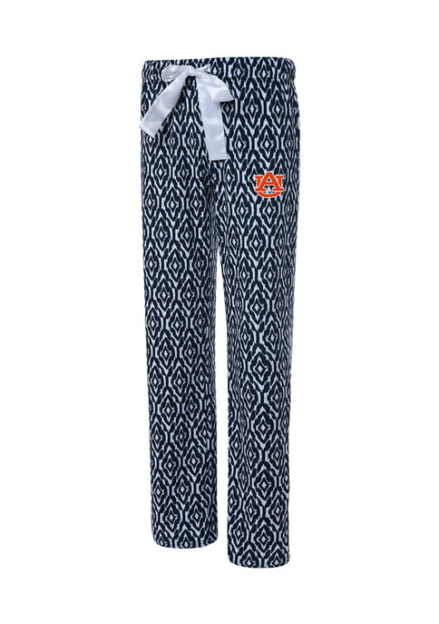 NCAA Auburn Tigers Silky Fleece Pants