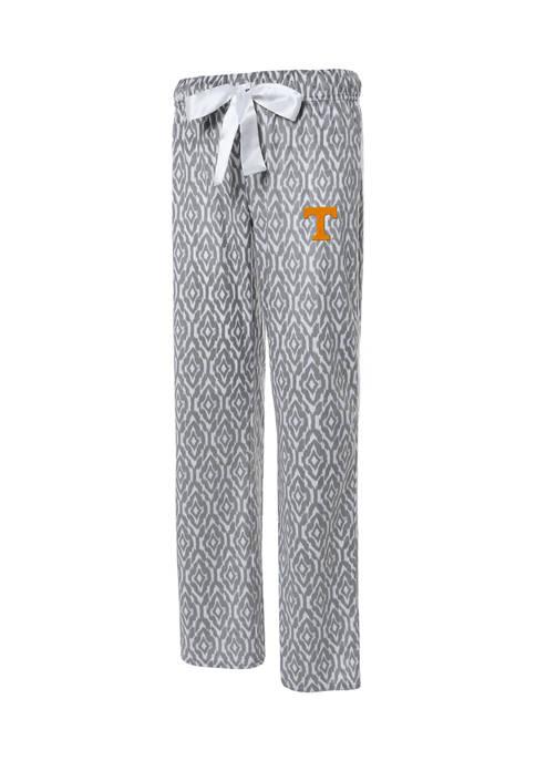 Concepts Sport NCAA Tennessee Volunteers Silky Fleece Pants