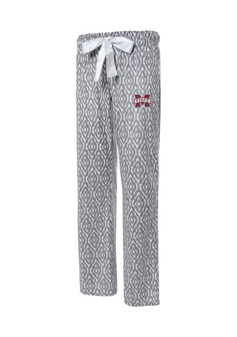 Concepts Sport NCAA Mississippi State Bulldogs Silky Fleece