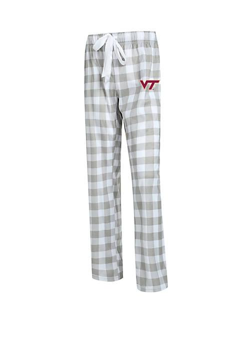 Concepts Sport NCAA Virginia Tech Hokies Promenade Fleece