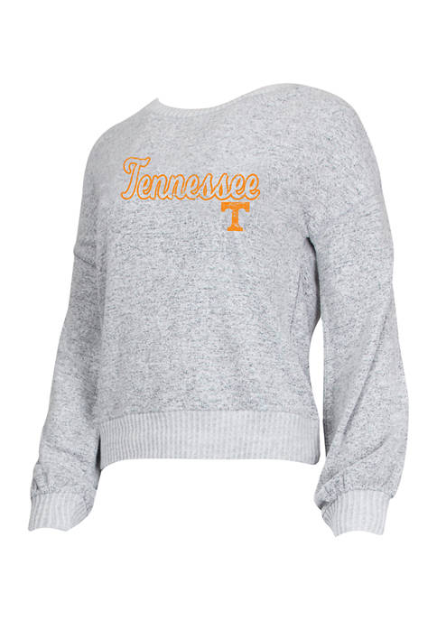 Concepts Sport NCAA Tennessee Volunteers Venture Sweater Knit