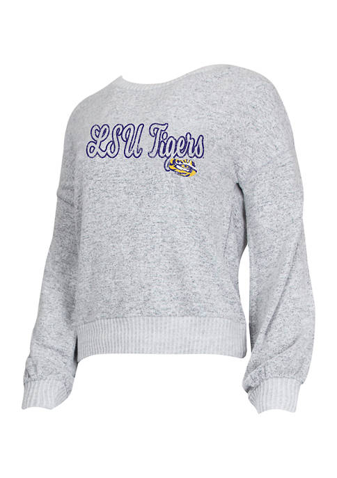 Concepts Sport NCAA LSU Tigers Venture Knit Long