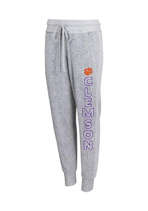 NCAA Clemson Tigers Venture Sweater Knit Pants