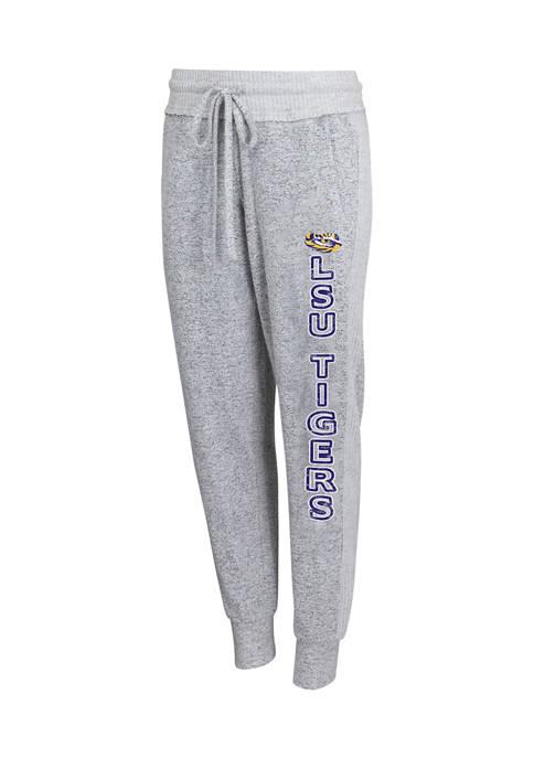 NCAA LSU Tigers Sweater Knit Pants