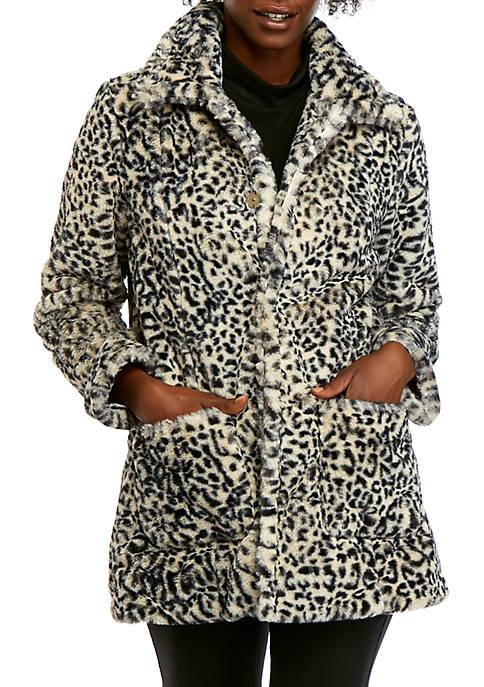 Kaari Blue™ Animal Print Jacket