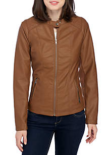 New Directions® Zip Front Jacket