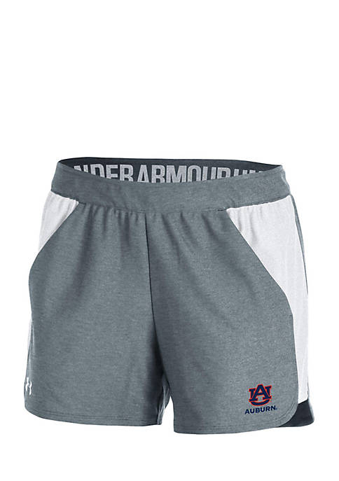Under Armour® Auburn Tigers Play Off Shorts