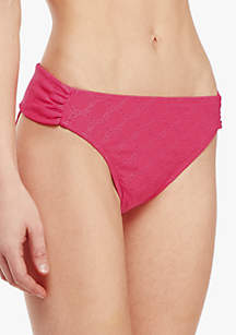 9248159b79 ... Crown   Ivy™ Roundabout Eyelet Swim Hipster Bikini Bottoms