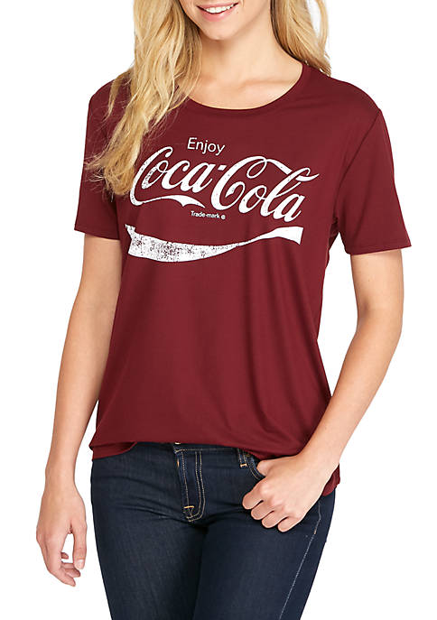 Short Sleeve Yummy Coca Cola Tee