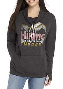 Long Sleeve Hiking Sweatshirt