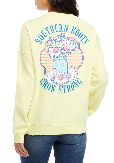 Benny & Belle Juniors Drop Shoulder Fleece Southern