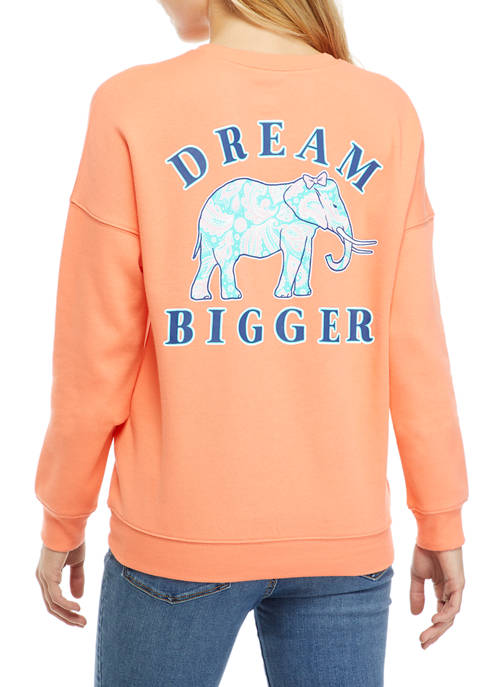 Benny & Belle Juniors Drop Shoulder Fleece Dream