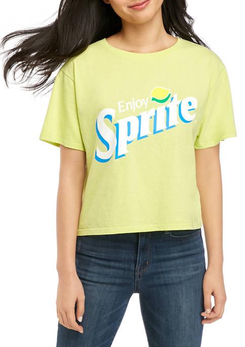 Juniors Skimmer Sprite Graphic T-Shirt