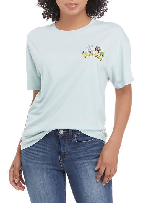 Looney Tunes™ Juniors Short Sleeve Graphic T-Shirt