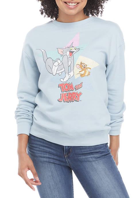 Cartoon Network Juniors Long Sleeve Graphic Sweatshirt