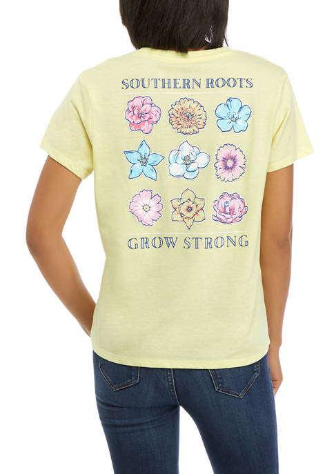 Benny & Belle Juniors Short Sleeve Southern Roots