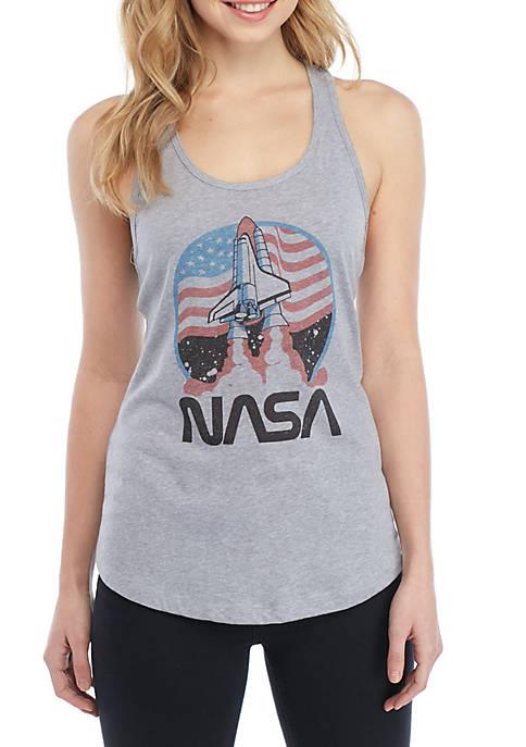 Cold Crush NASA Graphic Americana Tank