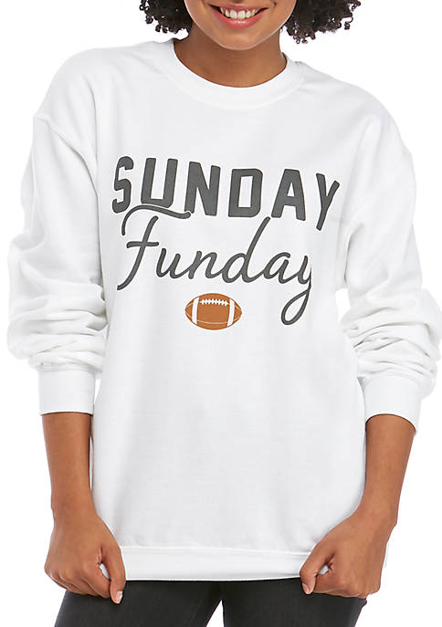 Cold Crush Juniors Long Sleeve Sunday Fun Day