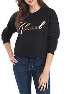 Cold Crush Blessed Sweatshirt