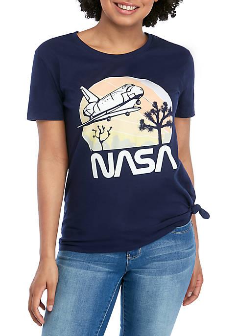 Cold Crush Short Sleeve NASA Graphic T Shirt