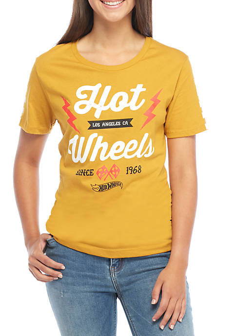 Short Sleeve Hot Wheels Vintage Tee