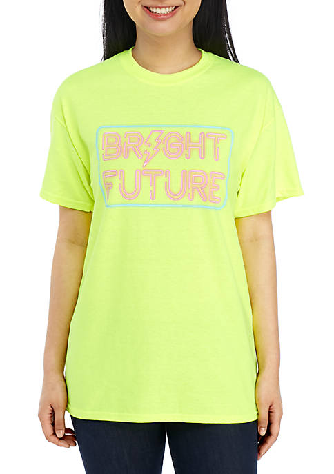 Cold Crush Short Sleeve Crew Bright Future Graphic