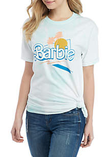 Cold Crush Short Sleeve Barbie Graphic T Shirt