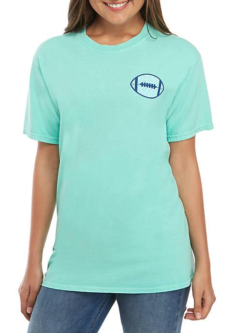 Short Sleeve Tailgate Harder Graphic T-Shirt