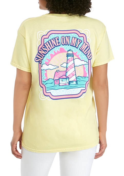 Benny & Belle Juniors Lighthouse Sunshine On My
