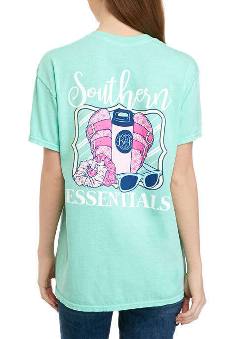 Benny & Belle Juniors Short Sleeve Southern Essentials