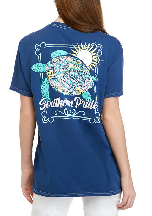Benny & Belle Juniors Short Sleeve Southern Pride