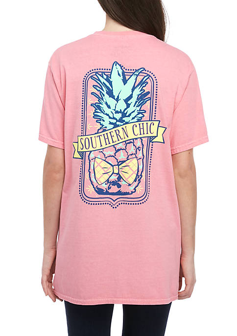 Short Sleeve Southern Chic Graphic T Shirt