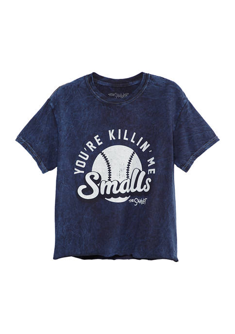 ACDC Juniors Short Sleeve Youre Killin Me Smalls