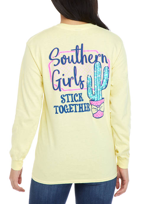 Benny & Belle Juniors Long Sleeve Southern Girls