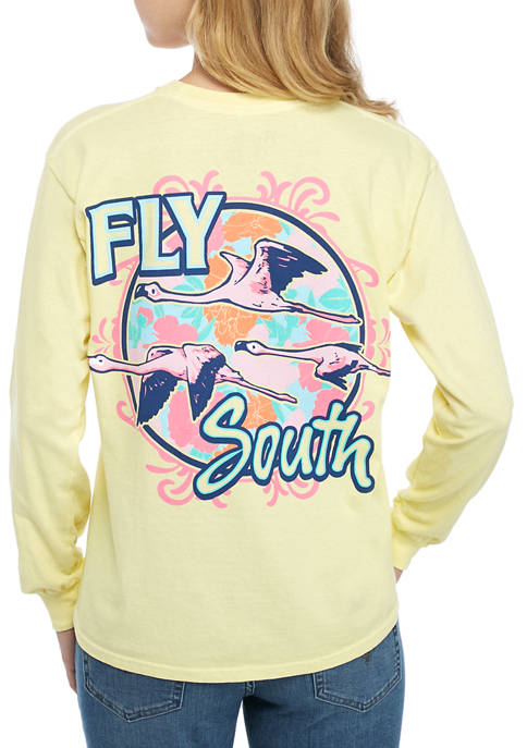 Benny & Belle Juniors Long Sleeve Fly South