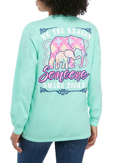 Benny & Belle Juniors Long Sleeve Be The
