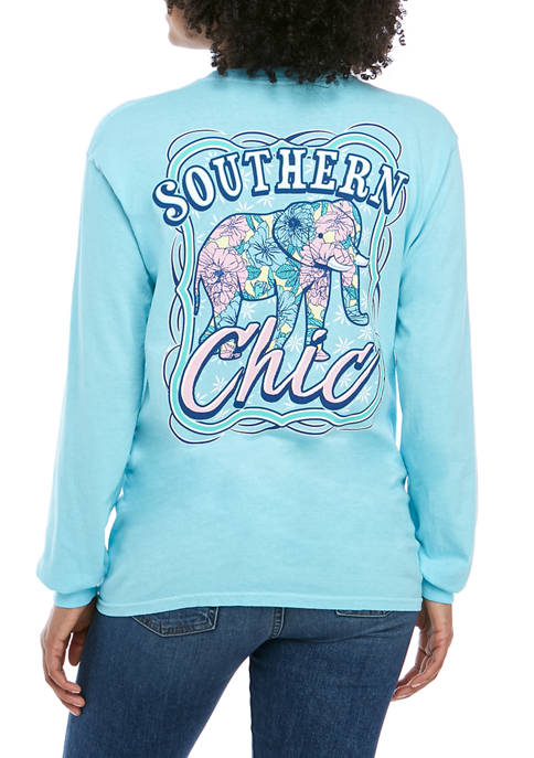 Benny & Belle Juniors Long Southern Chic Elephant