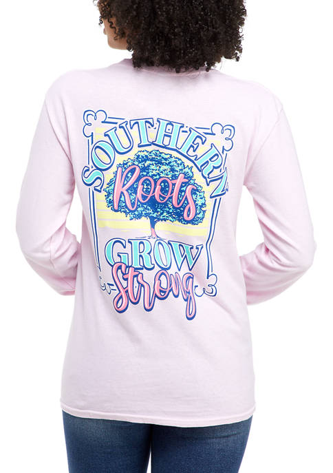 Benny & Belle Juniors Long Sleeve Southern Roots