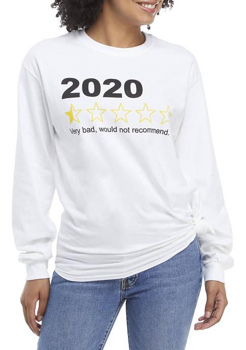 Juniors Long Sleeve 2020 T-Shirt