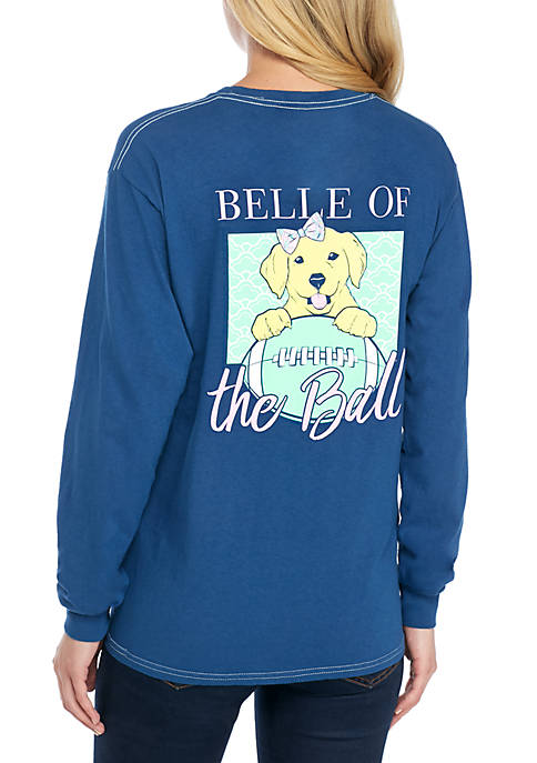 Benny & Belle Long Sleeve Bell Of The