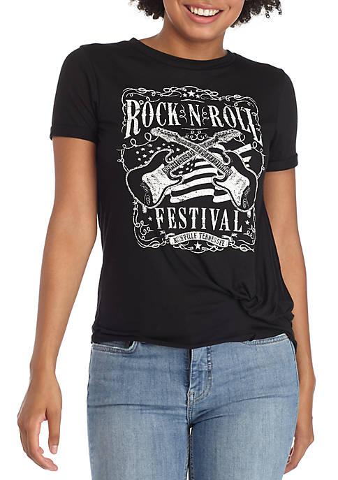 TRUE CRAFT Rock N Roll Festival Short Sleeve