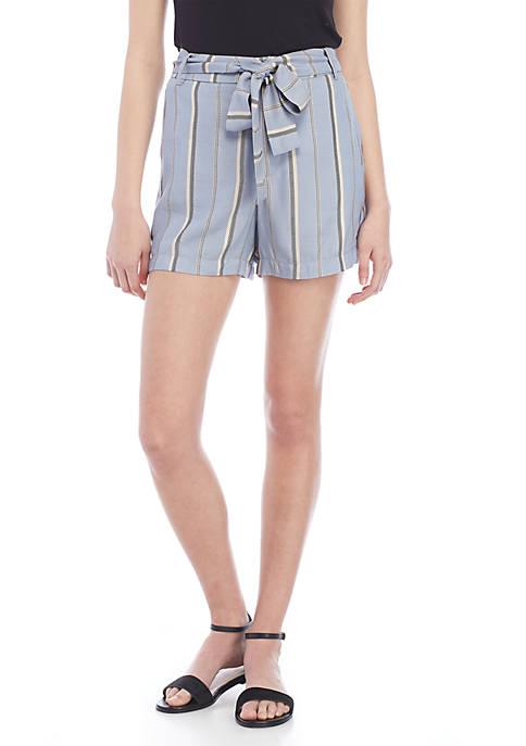 Madison Paperbag Waist Shorts